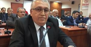 Aday adaylığını İl Genel Mecliste açıkladı