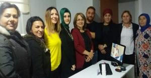"""Yalçıner, """"Zonguldak'a artık kadın eli değmeli"""""""