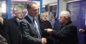 AK Parti adayı Selim Alan, Yöresel Dernekleri ziyaret etti
