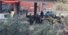 Çevre yolunda olay… Polise kafa tutan 4 kişi!...