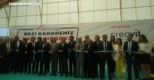 Batı Karadeniz Yapı Dekorasyon Ve Mobilya Fuarı Açıldı