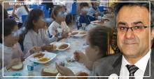 Skandal ihaleler geride kaldı… Yetim ve ihtiyaç sahibi öğrencilere de yemek veriliyor…