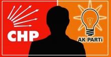 AK Partili Belediye Başkanı, CHP İlçe Başkanını topa tuttu...