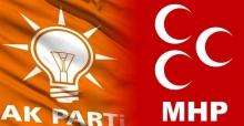 AK Parti ve MHP kurmayları 2'nci kez bir araya geldi...