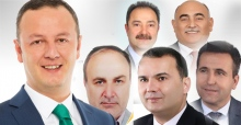 İşte, AK Parti'nin Tüm İlçe Belediye Meclis Aday Listesi