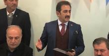 Celil Uzun, Bakan Yardımcısını Alaplı'ya getirdi