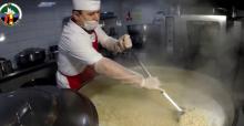 AŞEVİ'nden bin 800 kişiye sıcak yemek