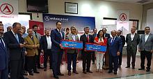 Atlas Global, Almanya-Zonguldak seferini başlattı