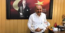 Başkan Öztürk' e süpriz ziyaret...