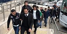 Zonguldak'ta, 13 FETÖ şüphelisi adliyede