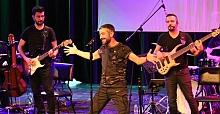 Resul Dindar, kanser hastaları için sahneye çıktı