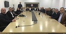 Adalet Bakanlığı Mevzuat Genel Müdürü Acar'la Zonguldak konuşuldu