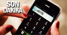 Telefon dolandırıcılarına 20 bin lirasını kaptırdı
