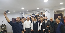 AK Parti Merkez İlçe'de işlem tamam