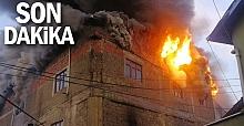 Bina her an çökebilir: Patlama sesleri geliyor