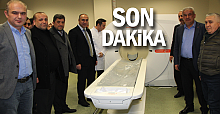 Devrek Devlet Hastanesi Tomografı cihazına kavuştu