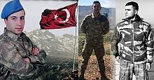 İdlib'deki hain saldırıda şehit olan askerlerin isimleri ve memleketleri belli oldu!