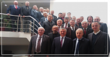 Zonguldak'ın önde gelenleri bir araya geldi…