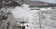 Zonguldak Valiliği şiddetli yağışa karşı uyardı
