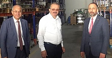 ZTSO Başkanı Demir ziyaretlerini sürdürüyor