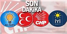 AK Parti'de flaş gelişme: Fatura İlçe Başkanlarına kesildi