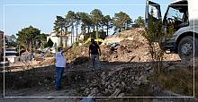Hastane inşaatı başladı