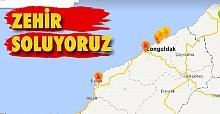 Zonguldak zehirleniyor, sizin havanız nasıl beyler!
