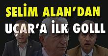 Alan'dan, Hamdi Uçar'a ilk golll…