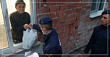 Vatandaşın taleplerini Jandarma karşıladı