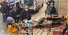 Madenci ağır yaralandı