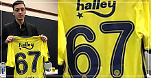 Mesut Özil resmen Fenerbahçe'ye imza attı!