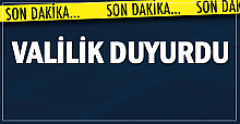 Son Dakika!! Valilikten önemli uyarı..