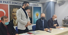 """""""İşte Zonguldak, dedirtecek proje ve hizmetler yapılıyor"""""""