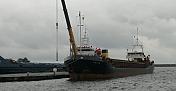 Yabancı uyruklu gemi personeli ölü bulundu
